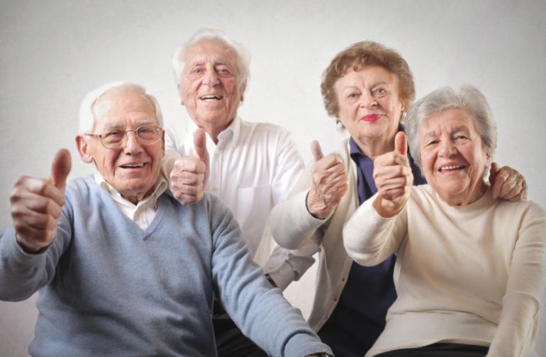 Idosos com mais de 80 anos terão atendimento prioritário