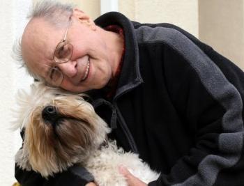 Cães e outros bichos-terapeutas